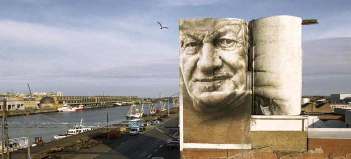 Oostends Street Art Festival The Crystal Ship schuift naar juni 2021