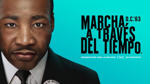 Celebra a Martin Luther King Jr. con una experiencia única en Fortnite