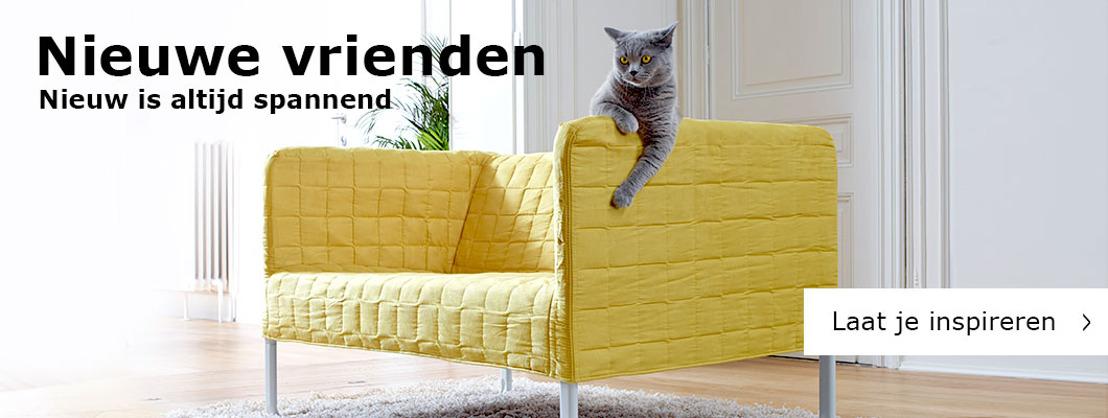 IKEA en DDB tonen hoe spannend nieuw kan zijn