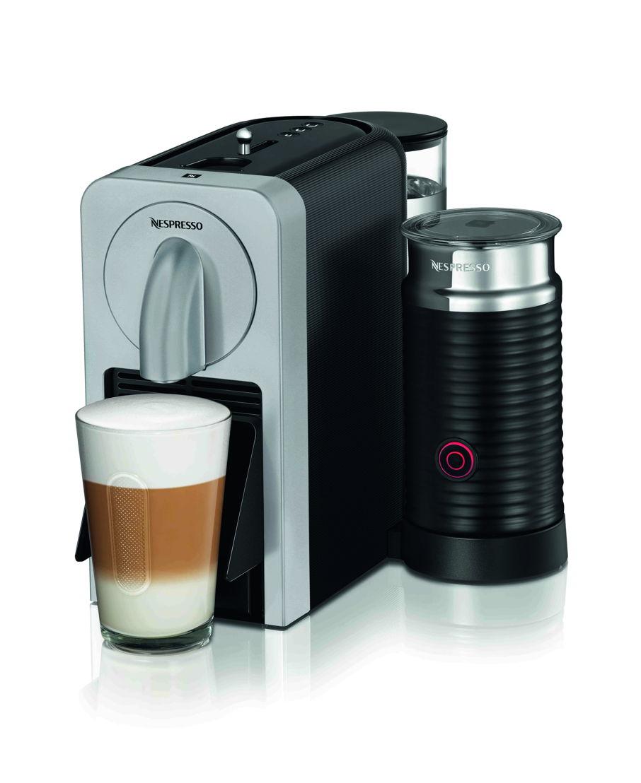 Nespresso Prodigio&Milk Silver, €249