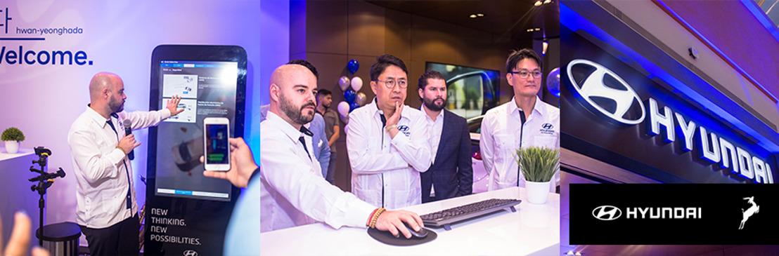 Abre Hyundai City Store, la primera agencia virtual en América