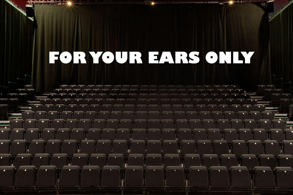 Diane Weller & Julie Pfleiderer - For Your Ears Only © Bieke Depoortere