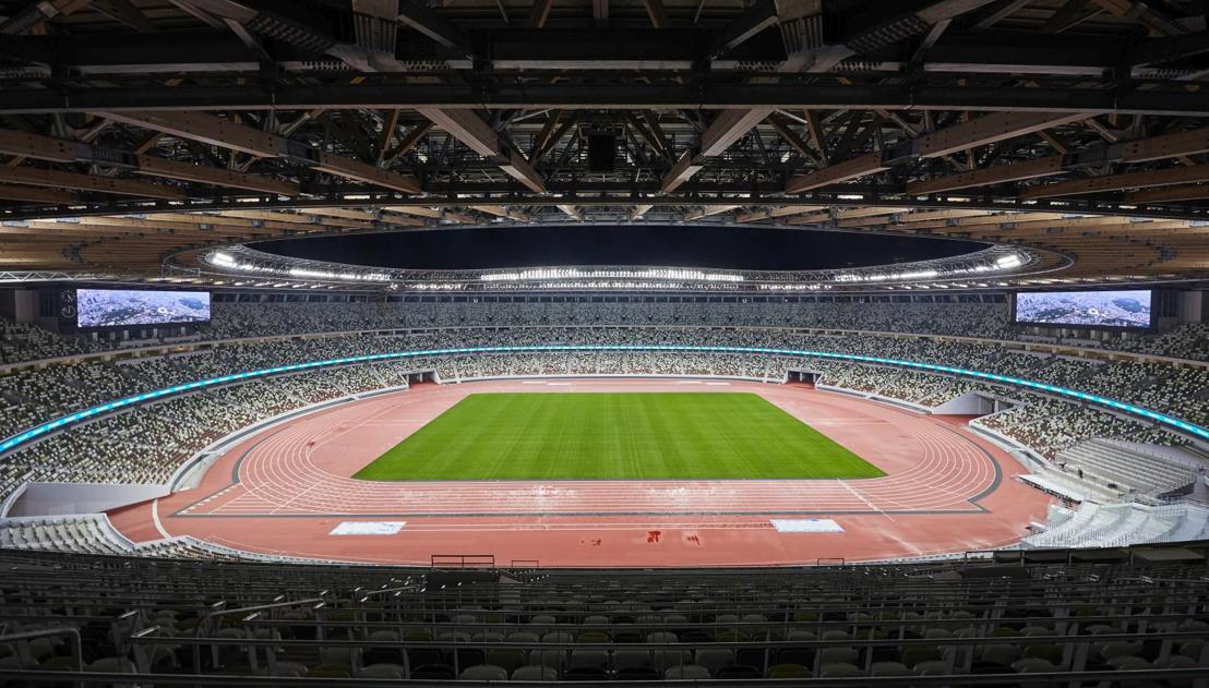 Panasonic equipa el Estadio Nacional de Tokio con innovadoras soluciones para disfrutar los Juego Olímpicos y Paralímpicos Tokio 2020