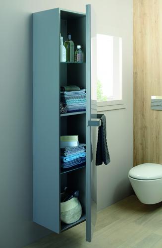 Nog innovatievere meubels om de ruimte van de badkamer te optimaliseren