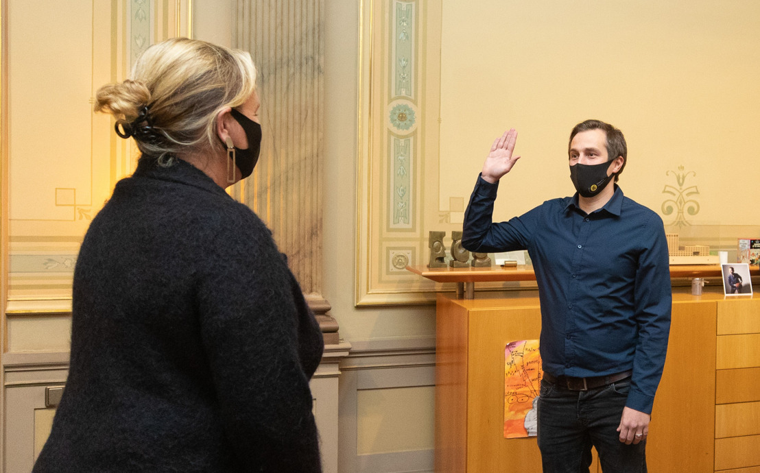 Nils Duquet nieuwe directeur Vredesinstituut
