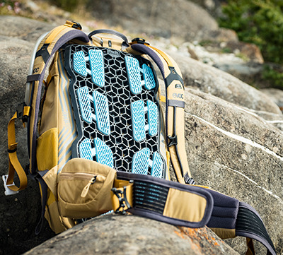 GROUNDBREAKING PROTECTION TECHNOLOGY MEETS HIGH-END BACKPACK: THE NEO 16l WITH REVOLUTIONARY AIRSHIELD SYSTEM