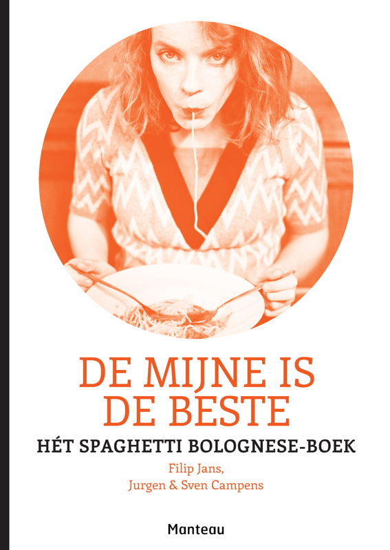 cover 'De mijne is de beste'