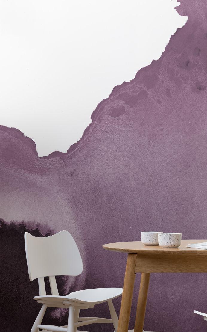 Pseudo Purple Watercolour | Lifestyle