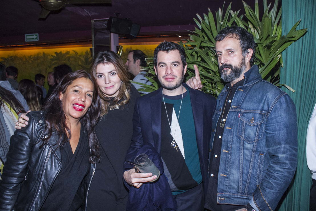 Rodrigo Peñafiel, Tito Fuentes y amigos