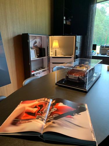 Bentley Anvers ouvre la première Bentley Boutique en Belgique dans l'hôtel cinq étoiles supérieur La Butte aux Bois à Lanaken.