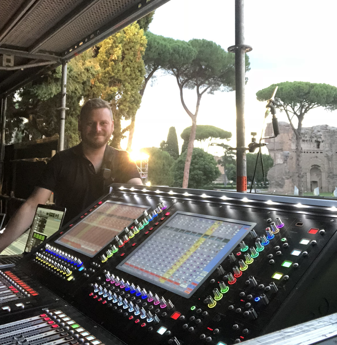 Ultra I/O Reliability: RME MADIface USB, TotalMix FX Helps Power Bjork's European 'Utopia Tour'