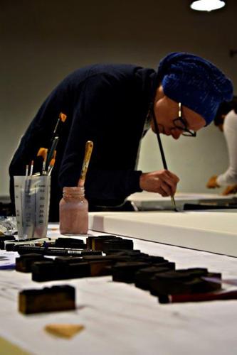 De roze kracht van kunst: de Affordable Art Fair steunt Think-Pink
