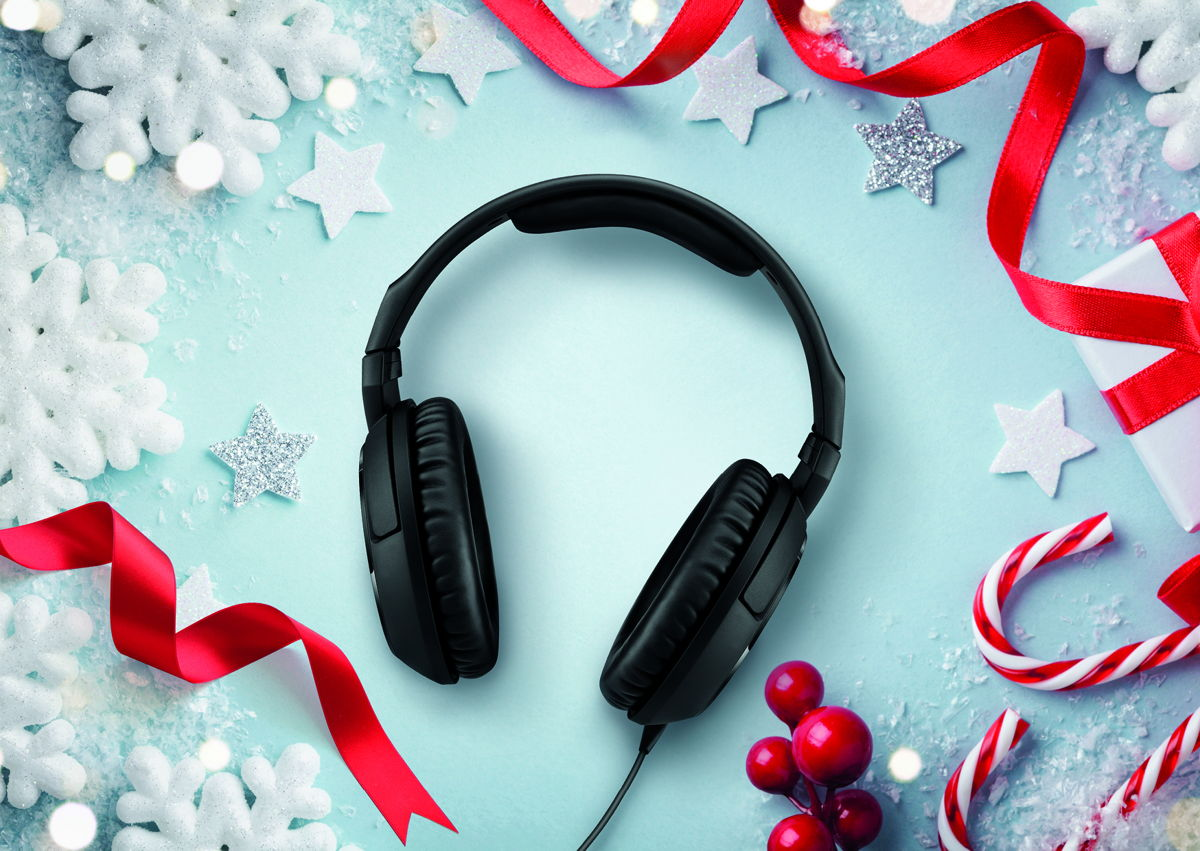 Experience powerful studio sound anywhere with the HD 200 PRO monitoring headphones
