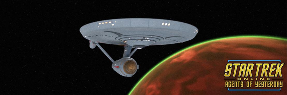 Star Trek Online: Agents of Yesterday Celebrates The Original Series