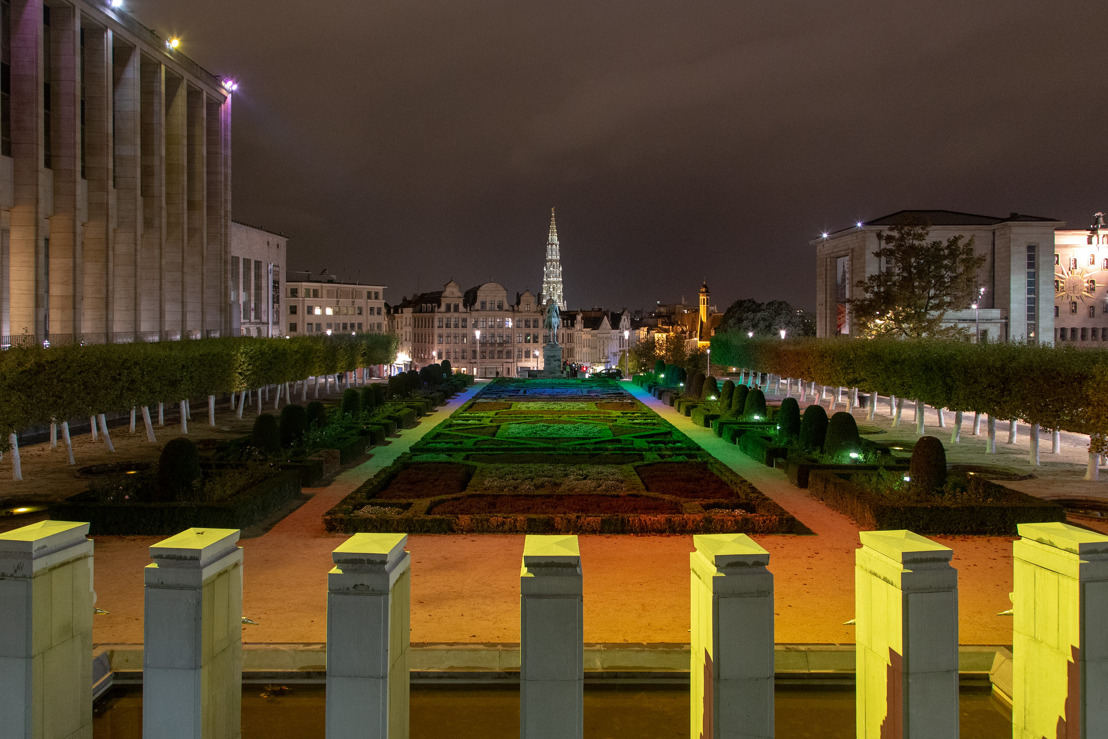 Brussels Region and Sibelga sign agreement to beautifully light up Brussels