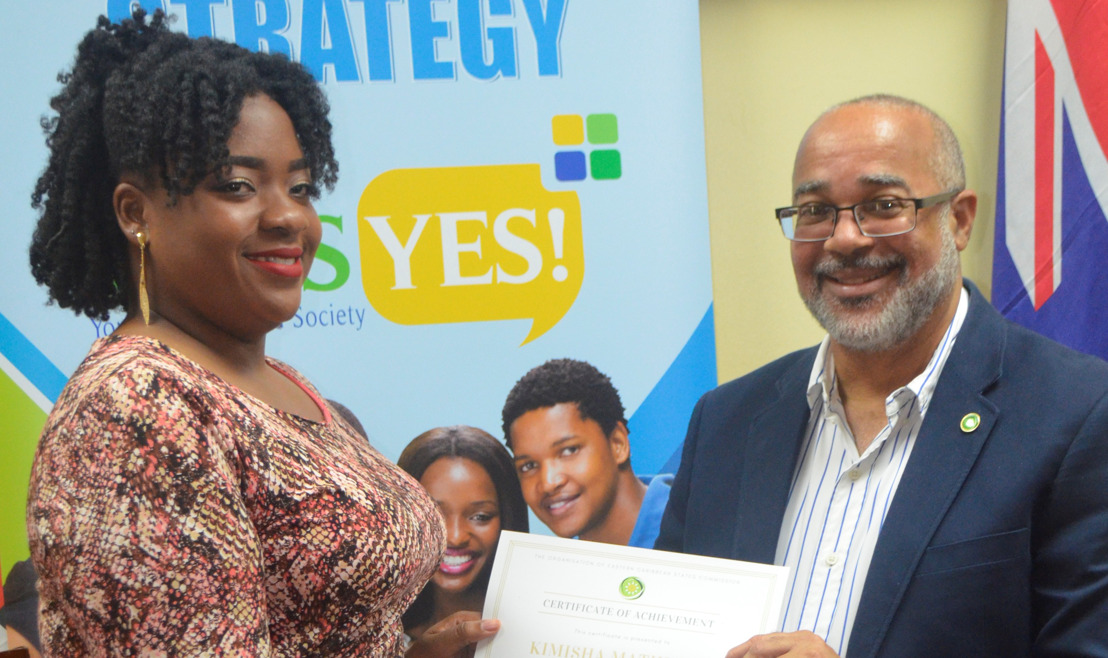 OECS celebrates completion of inaugural Digital Internship Programme