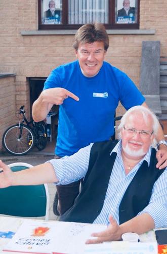 Marc Daniëls remplace Sven Gatz au conseil communal de Jette