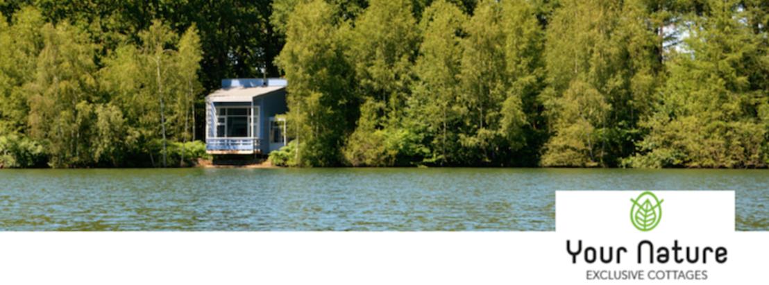 """Nieuw in België: koop eens een """"boomloft"""" (incluis keuken, badkamer, sauna én wifi)"""