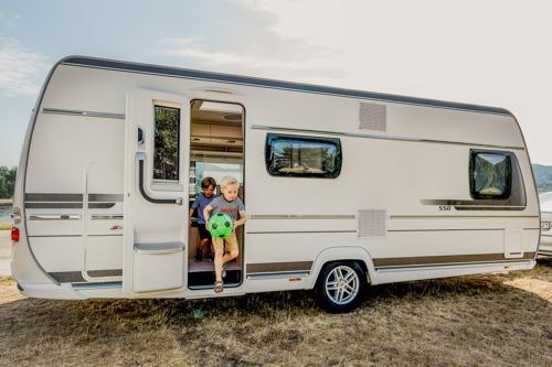 Verkoop caravans en motorhomes stijgt opnieuw dit jaar