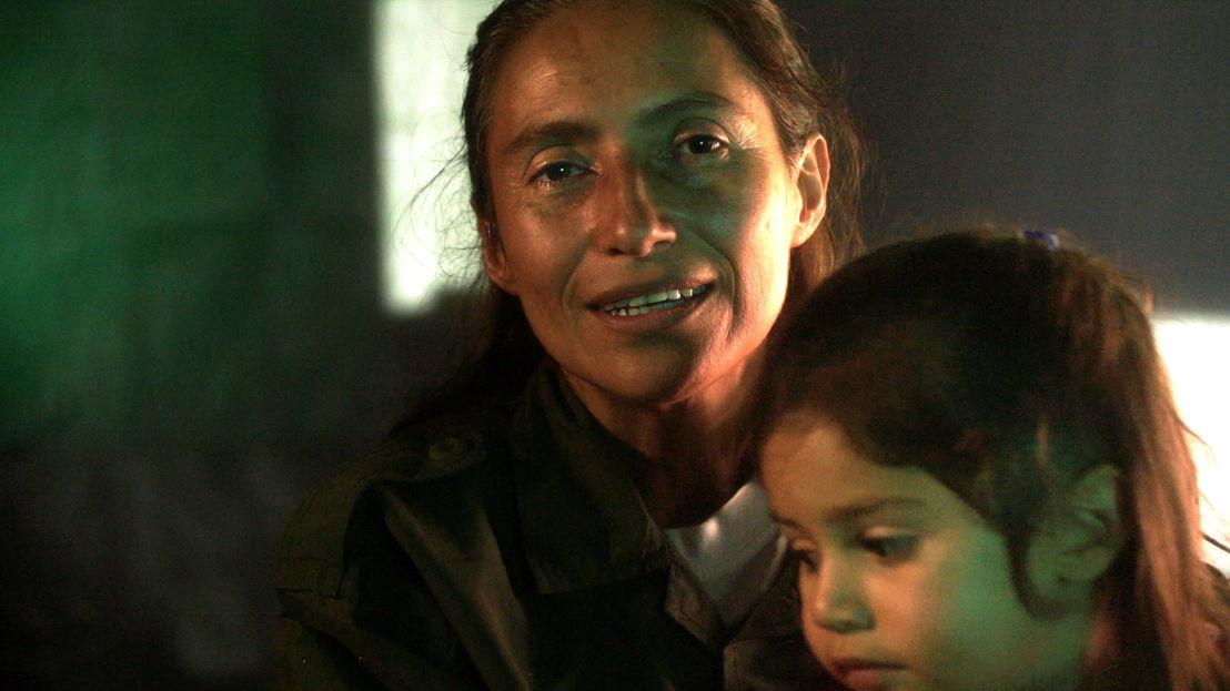 Amazones: aflevering 2 - Valentina en haar dochter - (c) VRT