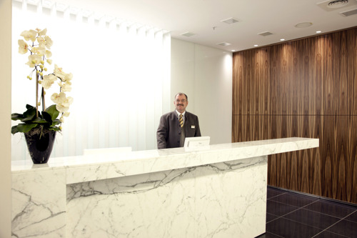 Cathay Pacific's refurbished First and Business Class lounge enhances travel experience flying out of Frankfurt