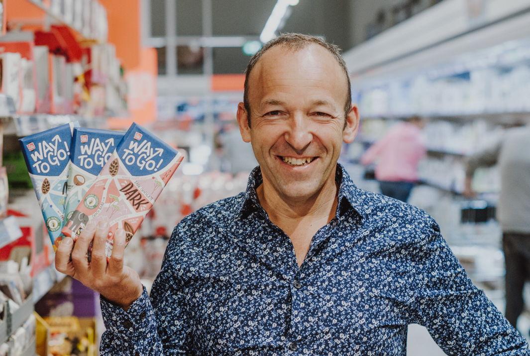 Philippe Weiler, responsable du développement durable chez Lidl
