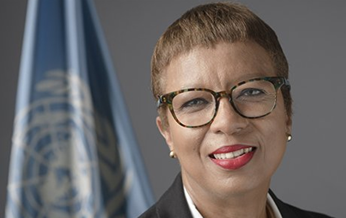 Permanent Representative of St. Vincent and the Grenadines to the UN, Her Excellency Inga Rhonda King, elected 74th President of the Economic and Social Council