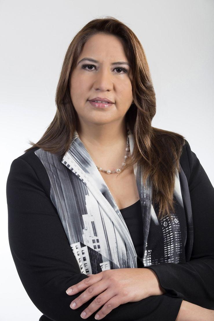 Georgina Valencia, CFO SAP México