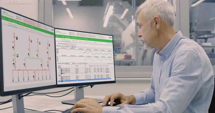 Nieuwe EcoStruxure™ Power Operation van Schneider Electric: meer dan een tool voor energiebeheer
