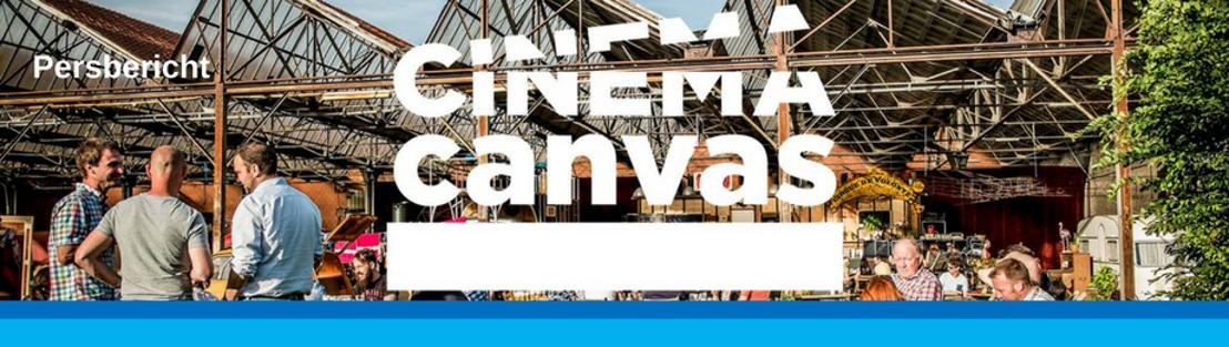 Cinema Canvas gaat in première in Kortrijk