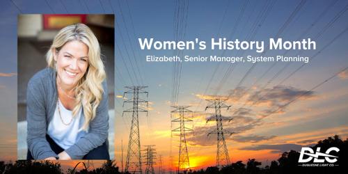 Women's History Month: Employee Spotlight on Elizabeth