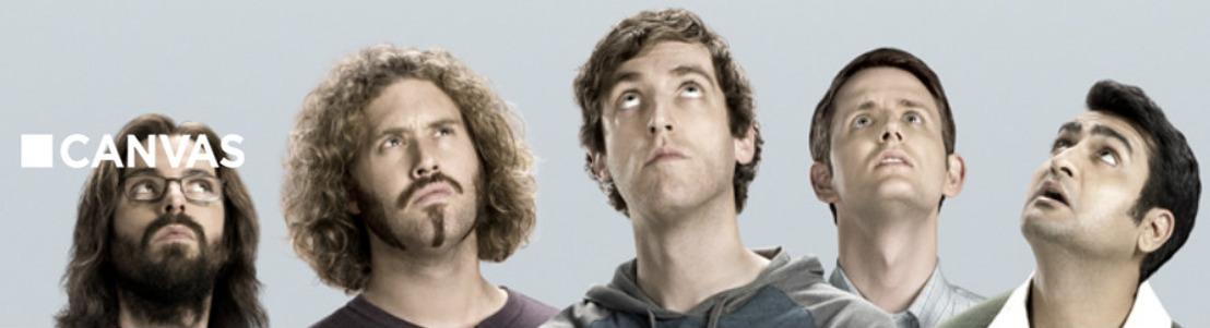 Nieuw op Canvas : de dotcomedy Silicon Valley