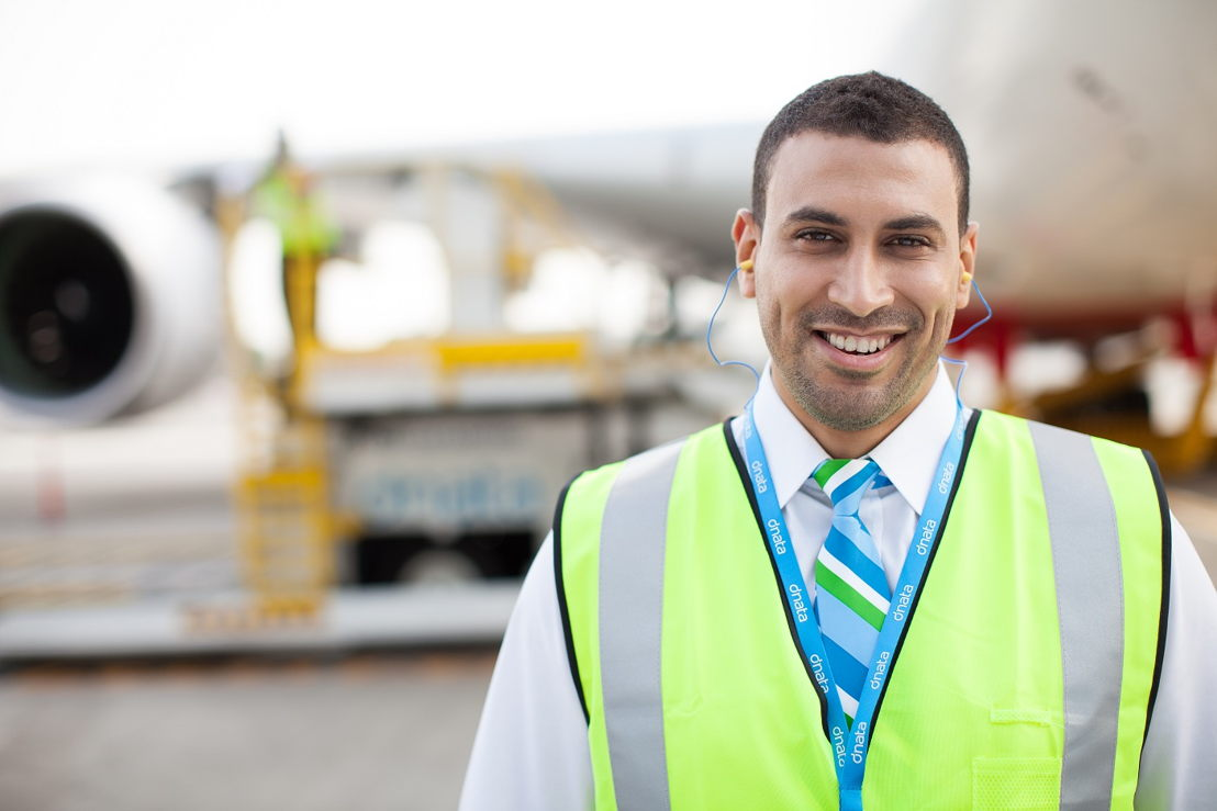 dnata's reliable and quality services are delivered by a team of over 41,000 dedicated professionals