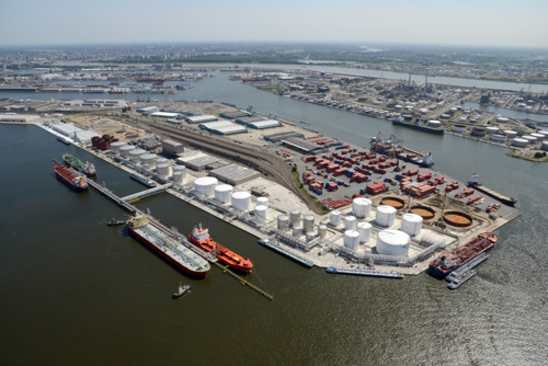 Cotonou calls upon know-how Port of Antwerp to prepare for sustainable future