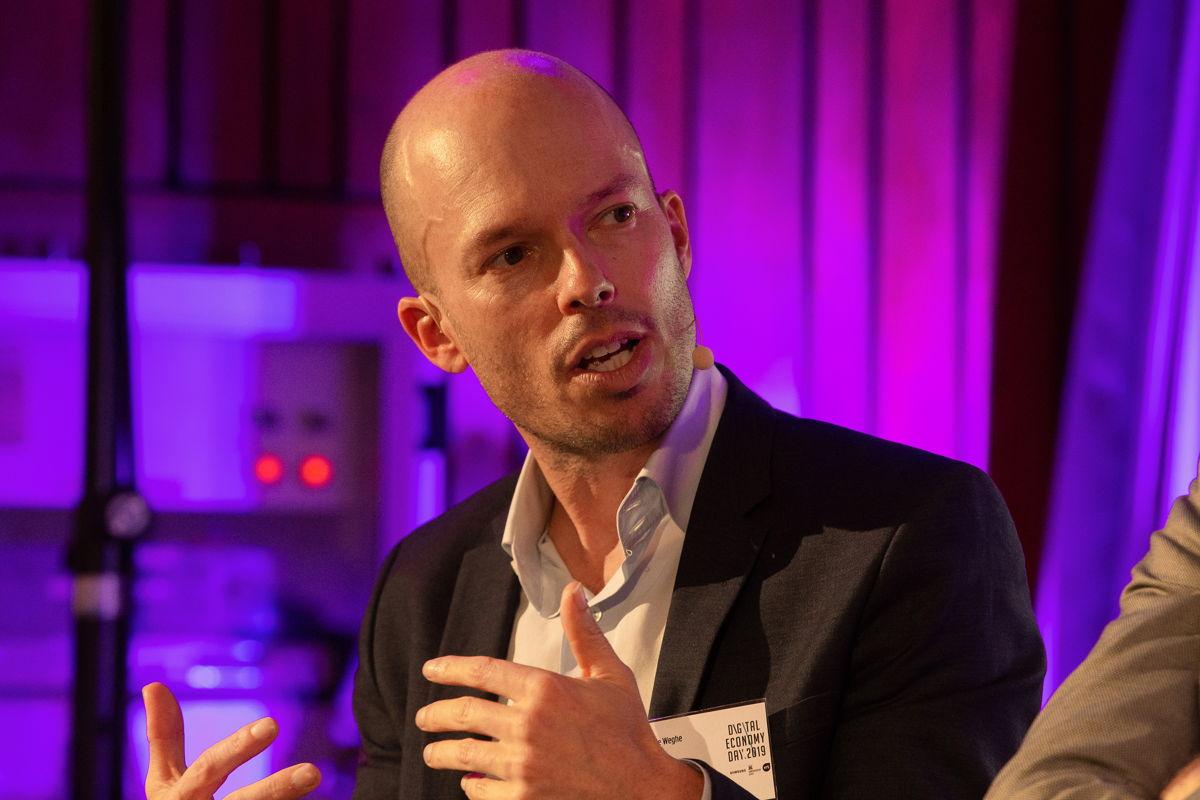 Tom Van de Weghe (c) VRT