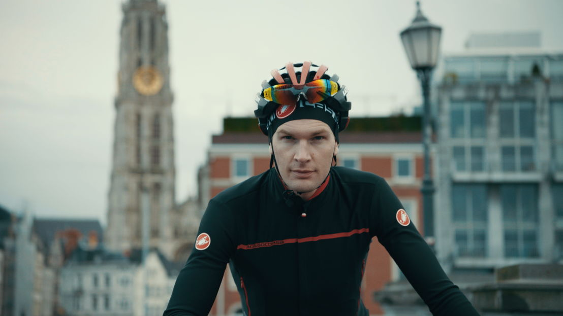 Voor de Ronde: Ruben Van Gucht - (c) VRT