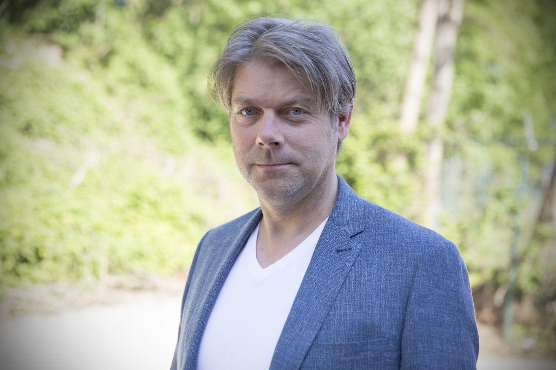 Wim Van de Velde in Thuis (c) VRT