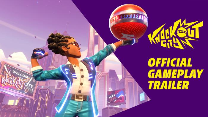 EA et Velan Studios dévoilent la nouvelle bande-annonce « Ici c'est Knockout City »