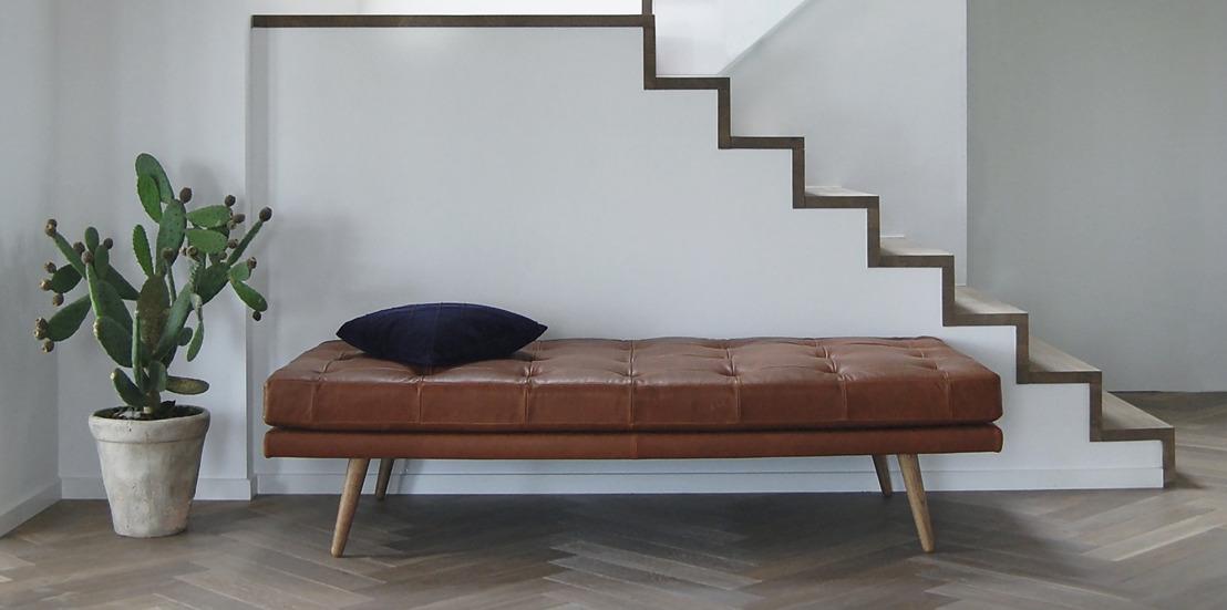 Sofacompany opent eerste Belgische showroom op het Antwerpse Eilandje