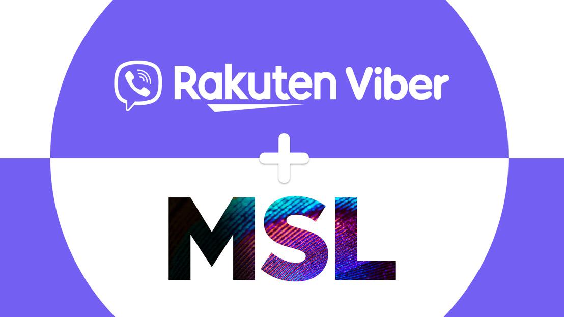 MSL Sofia поема цялостното PR обслужване на Rakuten Viber в България