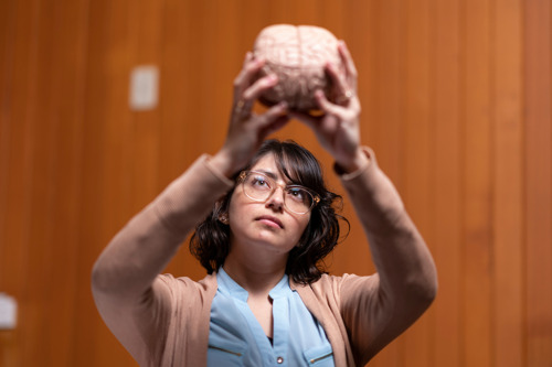 Your brain gets bigger if you're anxious and depressed