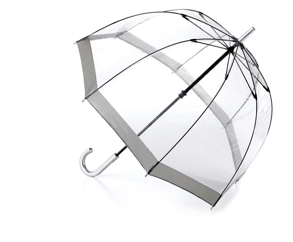 paraplu voor het bruidspaar