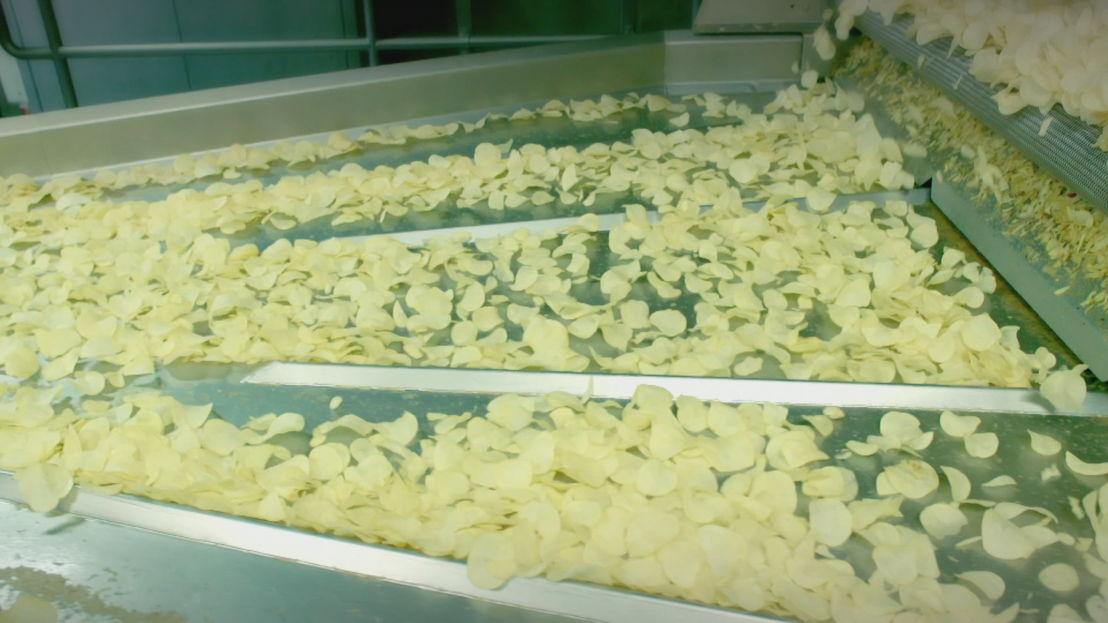 De weg van... chips <br/>Over eten (c) VRT