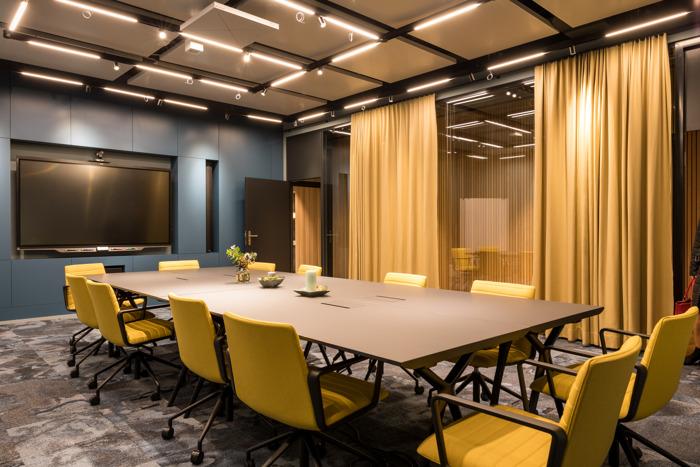 Preview: Coworking Lounge Tessinerplatz, Zurich