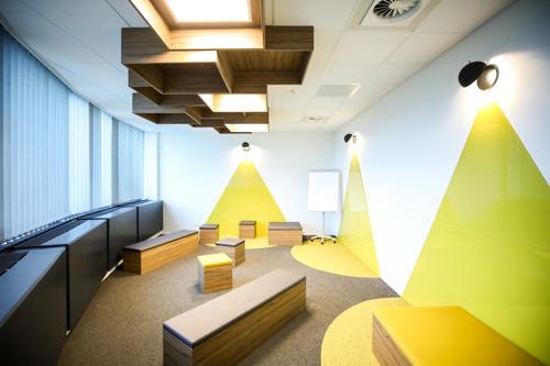 Luminus medewerkers ontwerpen kantoor van de toekomst op de Corda Campus in Hasselt