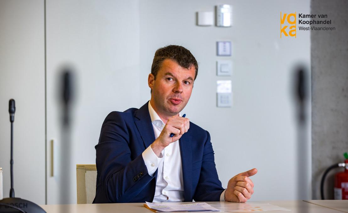 Krapte op de arbeidsmarkt weer nijpend in West-Vlaamse bedrijven. Voka West-Vlaanderen vraagt hervormingen