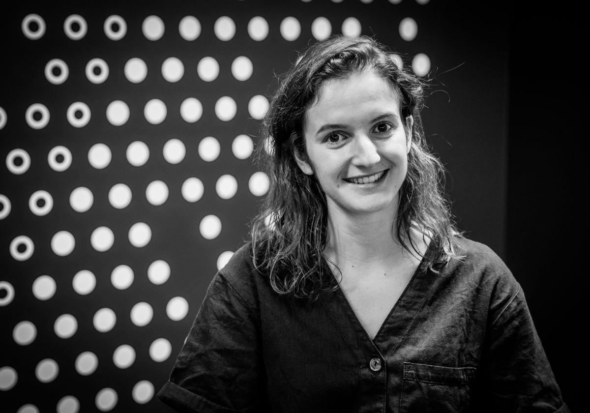 Louise De Schryver © Radio 1