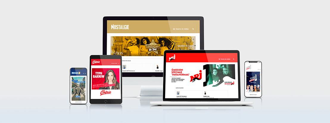 NGroup présente sa nouvelle plateforme presse