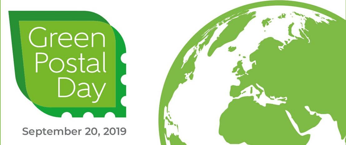 Postbedrijven wereldwijd roepen andere bedrijfssectoren op om hun voorbeeld te volgen en een collectieve aanpak op te zetten om de klimaatverandering tegen te gaan