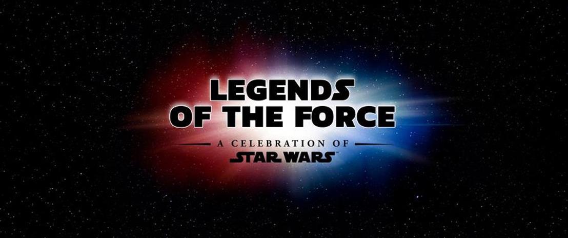 Ontmoet Chewbacca en beleef de beroemdste scenes uit de galaxy tijdens het nieuwe Star Wars seizoen!
